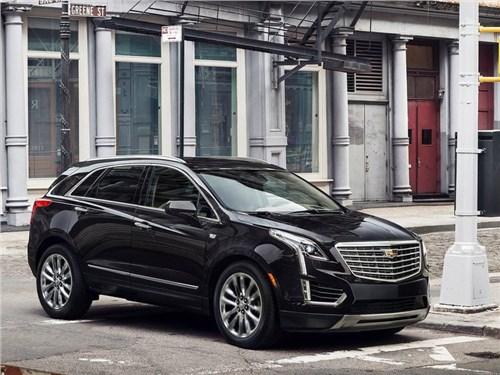 Cadillac начал принимать заказы на новый кроссовер XT5