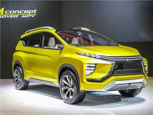 Mitsubishi представила обещанный концепт в Индонезии