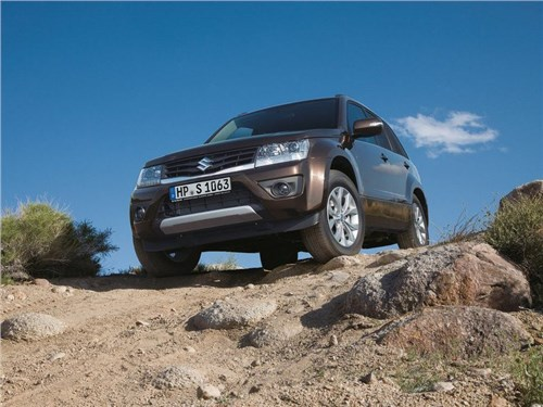 В июле Suzuki потеряла более половины российских продаж