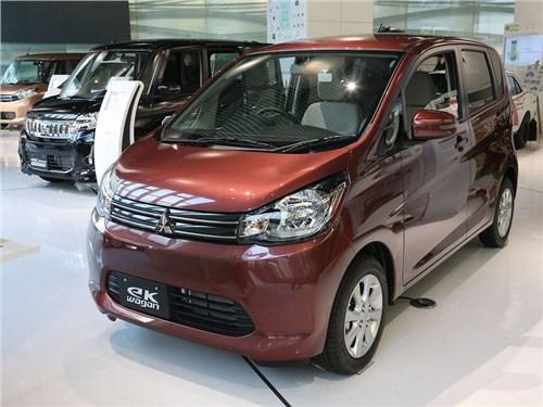Mitsubishi возобновляет производство «скандальных» малолитражек
