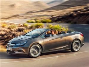 Новость про Opel Cascada - Opel Cascada 2013 вид спереди