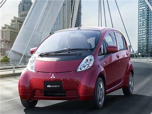 Новость про Mitsubishi i-MiEV - Mitsubishi представила обновленную версию i-MiEV