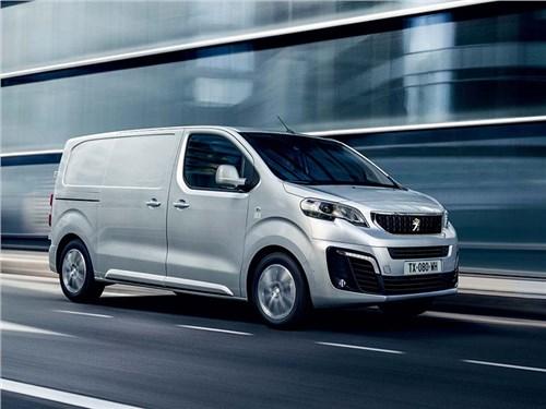 Новость про Peugeot Expert - Peugeot Expert