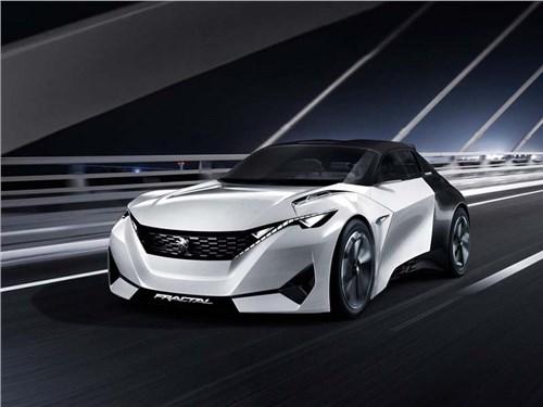 Новость про Peugeot - Peugeot Fractal