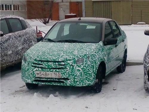 АвтоВАЗ начал тесты обновленной Lada Granta