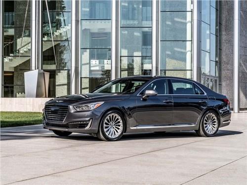 Genesis назвал российские цены седана G90