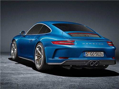 Новость про Porsche 911 GT3 - Porsche 911 GT3 Touring