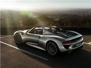 Все экземпляры Porsche 918 Spyder распроданы