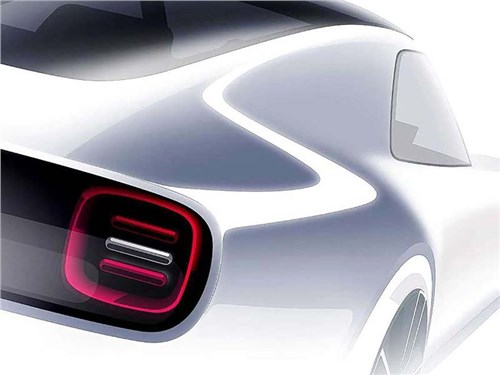 Honda готовит концепт электрического купе