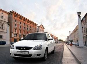 На рынок выходит обновленная Lada Priora с автоматической коробкой передач