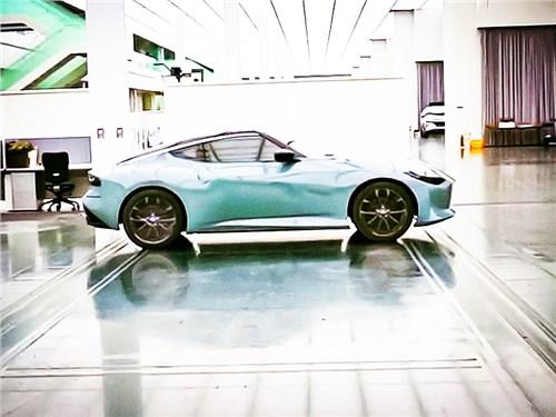 Nissan показал прототип 400Z