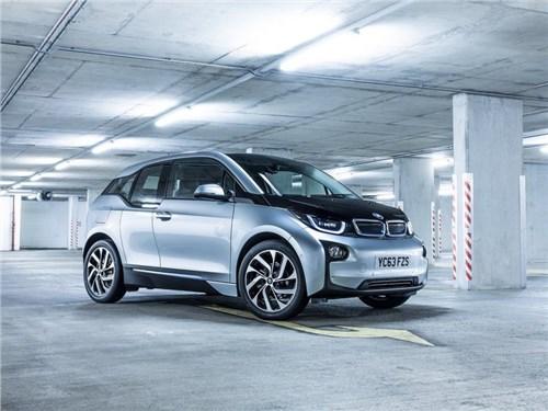 Новость про BMW - BMW планирует обновить электрокар i3