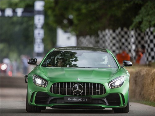 Новость про Mercedes-Benz AMG GT - Mercedes-Benz анонсировал появление нового спорткара Mercedes-AMG GT R