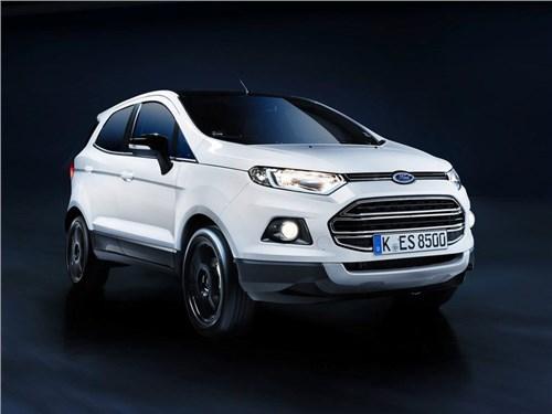 Новость про Ford EcoSport - Стала известна дата появления обновленного Ford EcoSport