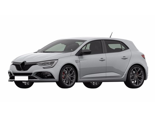 Рассекречен облик Renault Megane R.S.