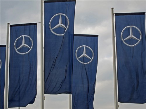 Mercedes-Benz в июле еще сильнее разорвал дистанцию со своими немецкими конкурентами