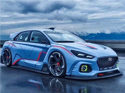 Hyundai готовит вторую «заряженную» N-модель