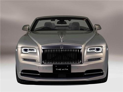 Японских архитекторов пригласили поработать над новым Rolls-Royce