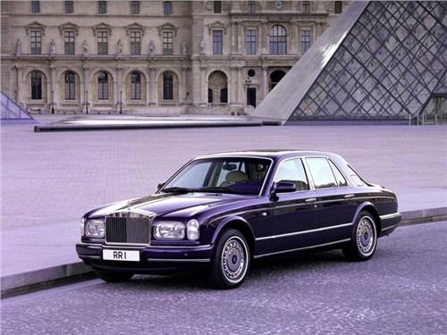Новость про Rolls-Royce - Rolls-Royce может заняться возрождением культовой машины