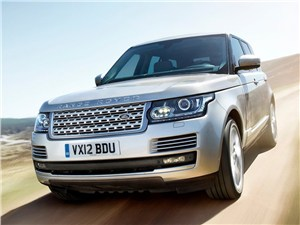 Jaguar Land Rover представляет новый Range Rover