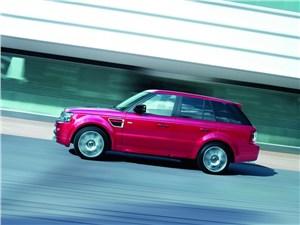 Лимитированная серия Range Rover Sport появится в РФ