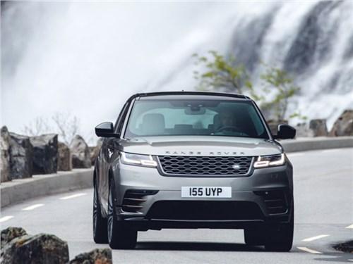 Новость про Land Rover Range Rover Velar - Range Rover Velar
