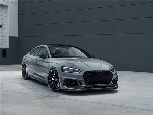 """Audi RS5 """"перезарядили"""""""