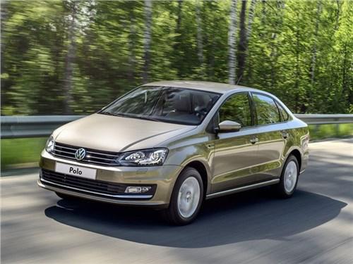 Новость про Volkswagen Polo Sedan - Volkswagen переоснастил свой российский бестселлер