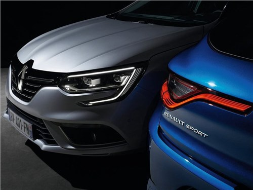 Renault поделился подробностями о «заряженном» Megane RS