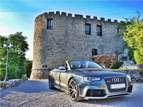 Новость про Audi - Audi переименовала свое спортивное подразделение