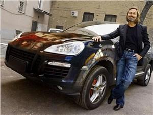 Никас Сафронов попал в ДТП по вине дорожных служб