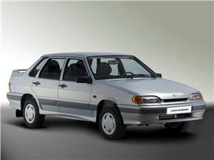 Lada Samara больше не выпускается