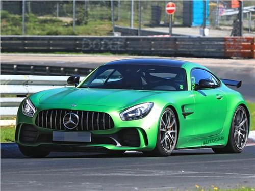 Новость про Mercedes-Benz AMG GT - Mercedes-AMG GT4