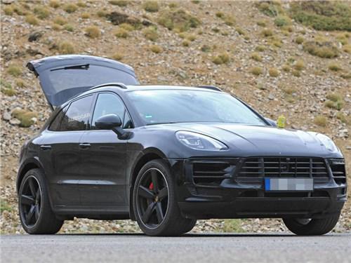Porsche назвала дату премьеры обновленного Macan
