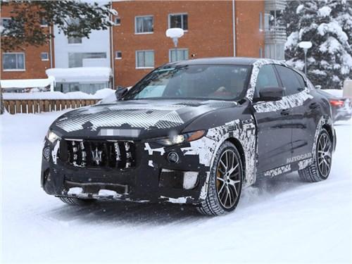 Maserati представит конкурента Porsche Cayenne Turbo летом