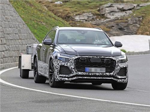 Новость про Audi Q8 - Audi RS Q8