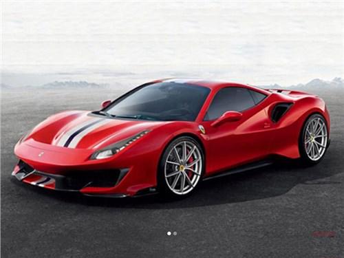 Новость про Ferrari 488 GTB - Ferrari 488 Pista