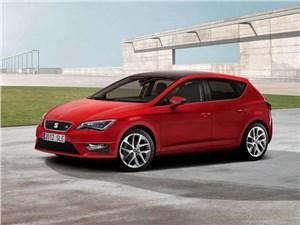 Появилась официальная информация о заряженной версии хэтчбека Seat Leon нового поколения