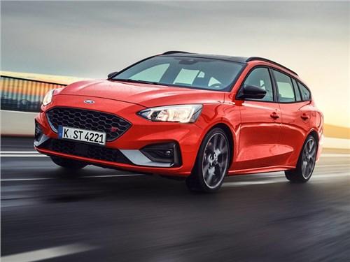 Новость про Ford Focus - Ford Focus универсал стал очень быстрым