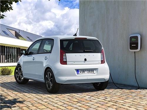 Skoda представила первый электромобиль