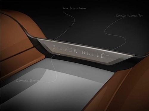 Новость про Rolls-Royce - Rolls-Royce Dawn станет «Серебряной пулей»