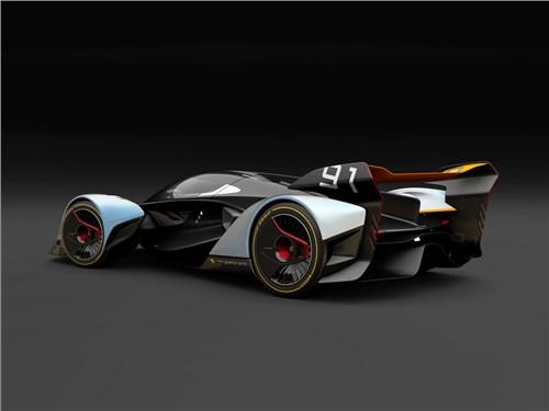 McLaren начал разработку электрического суперкара