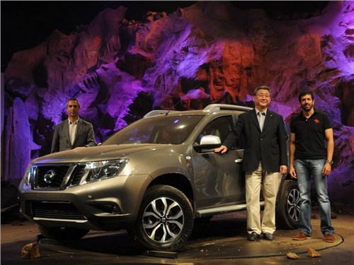 Nissan представит обновленный Terrano в весной будущего года