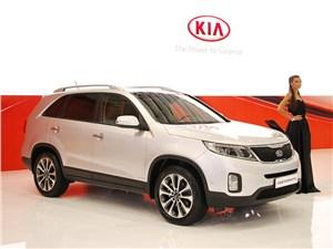 Kia начала прием заказов на новый Sorento