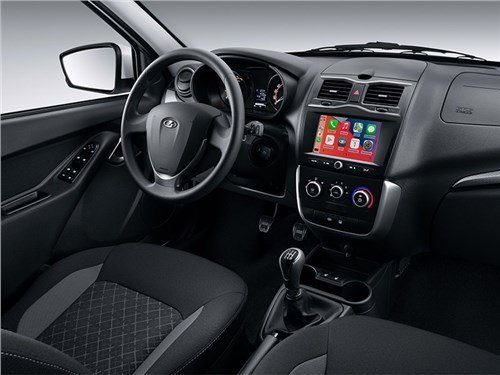 Новость про Lada - Lada Xray и Lada Xray Cross получили новую мультимедийную систему