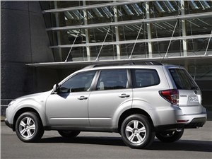 Вещь в себе (Subaru Impreza, Subaru Forester, Subaru Legacy) Forester -