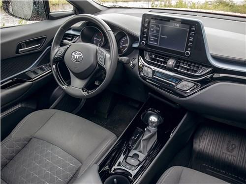 Toyota C-HR (2020) салон