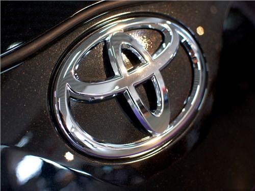 В июле продажи Toyota Group в России сократились почти на 22 процента