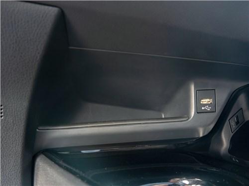 Toyota C-HR (2020) порт USB