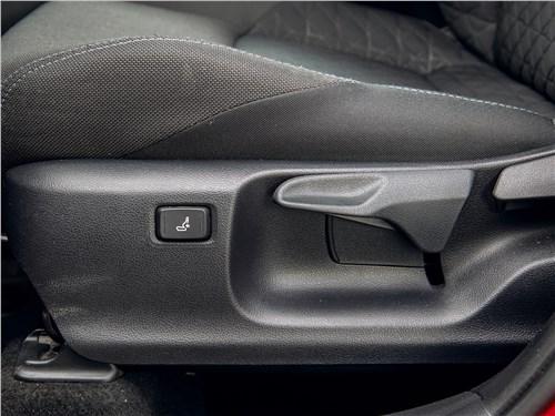 Toyota C-HR (2020) переднее кресло